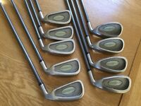 Md graphite irons 3 to sand wedge