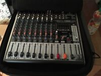 Behringer Xenyx 12 Channel Mixer (USB INterface)