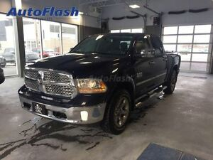 2014 Ram 1500 Laramie * Diesel 3.0L * Navigation * Cuir/Leather