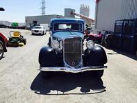 Plymouth 1934 original