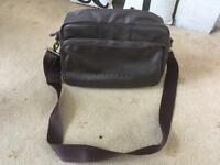 Firetrap Leather Manbag