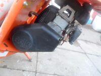 Cement Belle Mixer GXH50