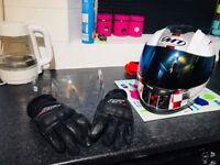 motorcycle gear job lot