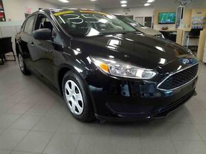 2015 FORD FOCUS S FOCUS/Manual/Bluetooth/Gr.Elect