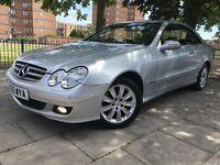 2006 Mercedes CLK 280 Elegance Auto/Tiptronic