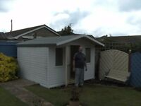 12x8 summerhouse/shed