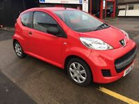Peugeot 107 - 2011 plate. Great little car and cheap to run. New MOT!!! C1 , Toyota Aygo