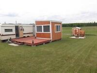 trailer and cabana for sale