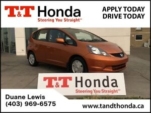 2011 Honda Fit LX *One Owner, Local Car, MP3/AUX*