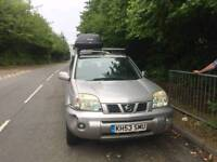 Nissan x trail 4x4 for quick sale