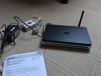 Wireless ADSL Router -D Link -new boxed - FREE