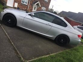 BMW 320d coupe auto