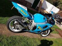 Gsxr 600 clean bike!