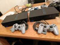 PlayStation PS2 including controller, leads and build your own game bundle