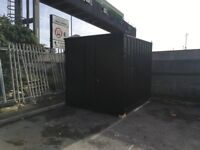Self Storage Shipping Container in Canary Wharf