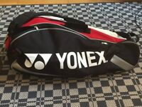 Yonex Racket Bag (can hold 4/6 racquets)
