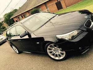 M Sports Luxury BMW 525i 3.0L 6 Speed Auto Custom Factory Order Sutherland Sutherland Area Preview