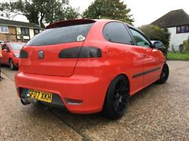 Seat Ibiza fr SOLD,SOLD,SOLD