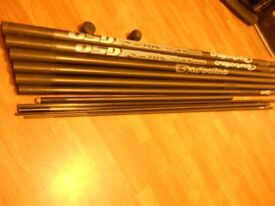 14.5M GARBOLINO G-50 MATCH POLE 3 TOPKITS.