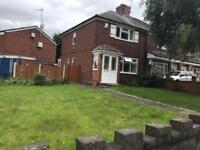 3 bedroom semi- detached house to Let in West Bromwich B71 2DL