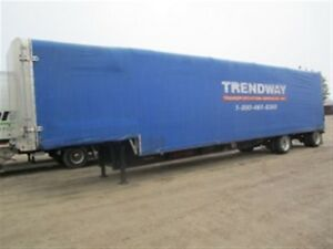 2008 Fontaine 48' ROLL-TITE TRAILER