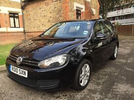 Volkswagen Golf Diesel 1.6 TDI BlueMotion Tech SE 5dr , Service History , Immaculate Condition £4450