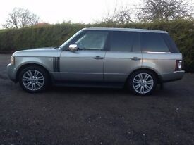 Land Rover Range Rover 3.6 TD V8 Vogue 5dr *MUST SELL SOON*