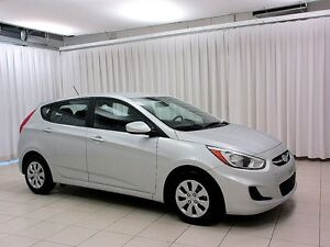 2016 Hyundai Accent FEAST YOUR EYES ON THIS BEAUTY!! 5DR HATCH w