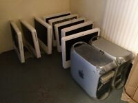 Job lot - spare and repairs - 8 Apple IMac + others as for picture