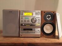 Sony CMT-CP500MD Audio Shelf System