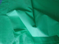NEW UNUSED MINT GREEN COTTON FABRIC REMNANT SUIT CURTAINS CUSHIONS SEATING 15 YDS x 60 INS WIDE
