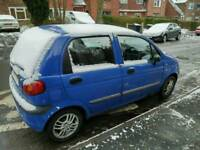 Daewoo Matiz Xtra 1.0 Petrol 5door Manual