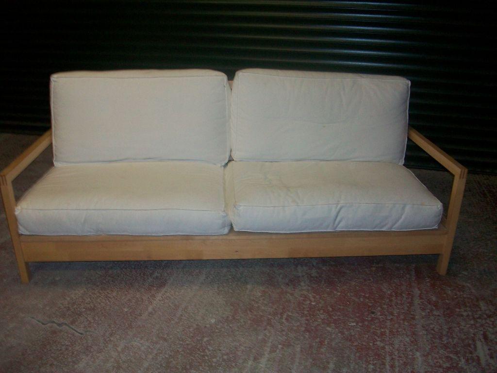 Sofa Bed Lillberg In Milton Keynes Buckinghamshire Gumtree