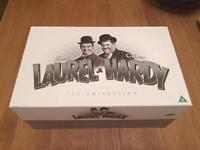 Laurel & Hardy The Collection (21 DVDs)