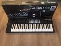 Novation LAUNCH KEY 49 (MK2) w/ ABLETON LITE LIVE Included (Mint Condition w/ Original Packaging)
