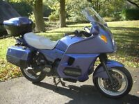 BMW K1100LT 1993 41619 miles,2 previous owners from new.Fabulous condition.