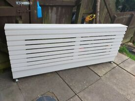Huge radiator cover