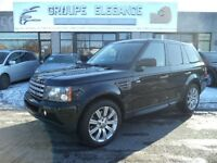 2009 Land Rover Range Rover Sport Supercharged-NAVIGATION