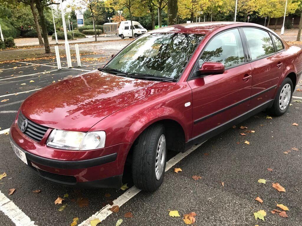 VW Passat Saloon, 12 month MOT, 60,000 miles, superb car, FSH, 1 owner from new