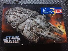 Star Wars Millennium Falcon - puzz3d