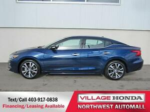 2016 Nissan Maxima SV | No Accidents |