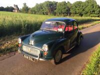 Morris Minor For Sale