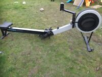 Fully serviced concept 2 model C rowing machine with working pm3 monitor