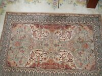Middle eastern style of carpet