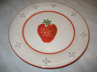 Laura Ashley side plates Summer Fruits