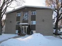 1 Bedroom top floor suite on Saskatchewan Cr!
