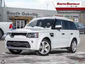 2011 Land Rover Range Rover Sport HSE | HEATED LEATHER | NAV | S