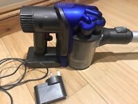 Dyson Cordless Compact Vacuum Cleaner with Charger. Not V6 V8