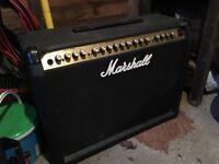 Marshall 200watt amplifier w/chorus