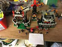 Vintage Lego castle